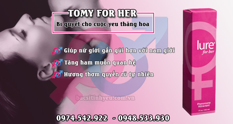 tomy for her 2