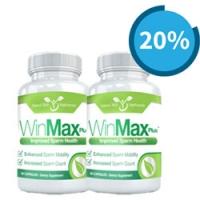 Giảm Ngay 20% Cho Combo x2 Sản Phẩm Winmax Plus